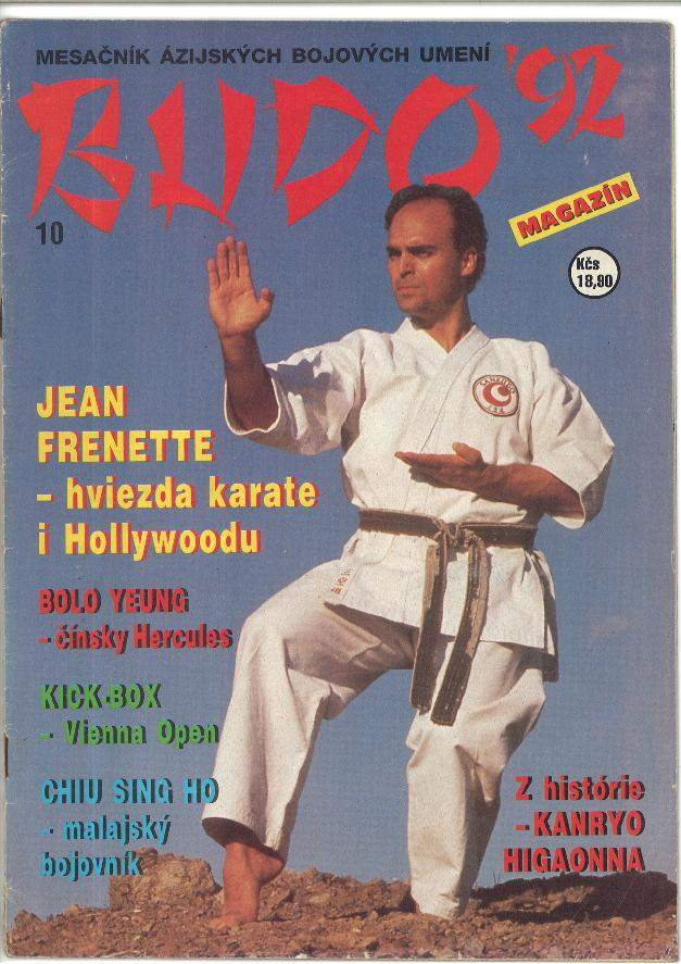 10/92 Budo Journal